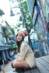 Yibi0029 (Mike (JPG直出~ 這就是我的忍道XD)) Tags: yibi 西門町 d300 model beauty 外拍 portrait 2013 fifi