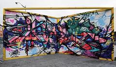 Wire (HBA_JIJO) Tags: streetart urban graffiti paris art france artist hbajijo wall mur painting letters peinture lettrage exposition lettres lettring writer monster spray monstre wire festival toptobottom events