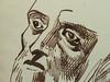 DELACROIX Eugène - Têtes, Etudes d'après la Gravure de L'Autoportrait du Titien (drawing, dessin, disegno-Louvre RF10612) - Detail 29 (L'art au présent) Tags: drawing dessins dessin disegno personnage figure figures people personnes art painter peintre details détail détails detalles dessins19e 19thcenturydrawing croquis étude study sketch sketches frenchpaintings peinturefrançaise frenchpainters peintresfrançais louvre museum paris eugènedelacroix eugène delacroix france pose model man men portrait portraits head heads face visage autoportrait selfportrait selfportraits letitien titien berlin germany allemagne tizianovecellio tiziano vecellio gravure engraving after