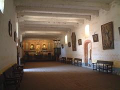 Mission La Purísima Concepción - church interior - (Kevin J. Norman) Tags: california spanishmission lapurisma
