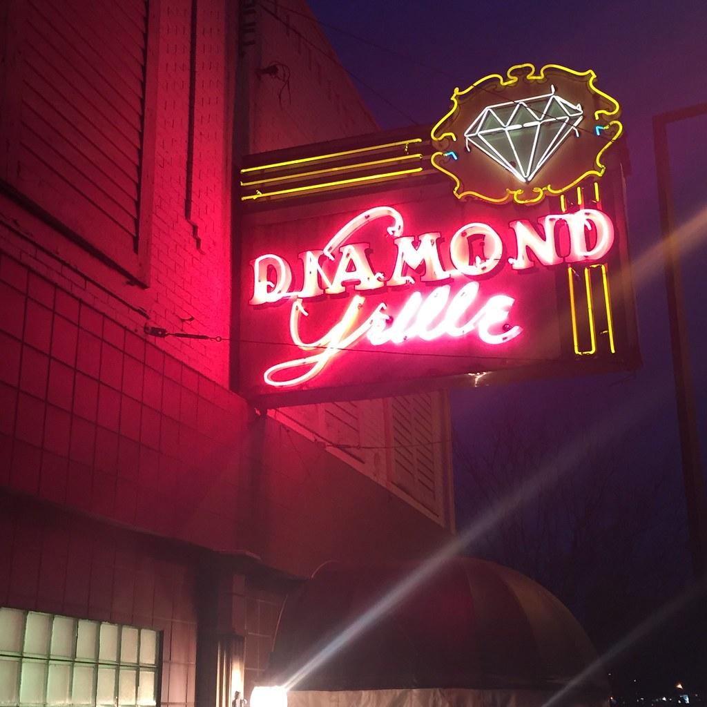 Diamond Grille Restaurant In Akron Ohio