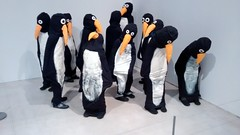 Penguins, 2012 (paidetres) Tags: margate turnercontemporary penguins lauraford entangled