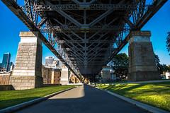 Sydney, Australia - April 26, 2017: (AlfonsoFD) Tags: therocks 2017 canoneos travel australia sydneyharbourbridge canon canon6d sydney nsw newsouthwales au