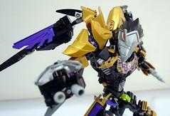 karas09 (chubbybots) Tags: lego mech bionicle herofactory chima