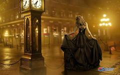 Carlos Atelier2 - Noite misteriosa (Carlos Atelier2) Tags: carlos atelier2 mulher mistério misteriosa noite luz