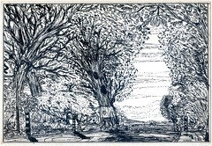 My black and white days (5) (Keith Pharo) Tags: pen ink drawing art hobby pastime keith pharo uk black white