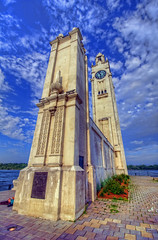 Montreal Clock Tower (cmfgu) Tags: montreal quebec canada oldmontreal oldport vieuxport montrealclocktower clocktowerquay stlawrenceriver hdr highdynamicrange craigfildesfineartamericacom fineartamericacom craigfildes artist artistic photographer photograph photo picture prints art wall canvasprint framedprint acrylicprint metalprint woodprint greetingcard throwpillow duvetcover totebag showercurtain phonecase sale sell buy purchase gift