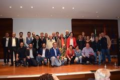 El equipo del documental con los familiares de los represaliados (almeriainformacion) Tags: cine documental la fosa borrada del sur memoria histórica almería museo de