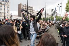 DSC07810.jpg (Reportages ici et ailleurs) Tags: frontnational lycéen paris macron election présidentielle élection seçim presidential manifestation contestation lepen