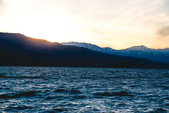 Ambient layers (joshhansenmillenium) Tags: nikon d5500 photography tamron 18200mm crystal ball utah lake state park ensign peak salt city hiking nature water waves sunsets mountains sunset layers provo adventure capitol building island reflections refractions