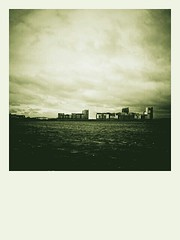 This world is not as beautiful as it seems, but we just have to live on. (kanizfotolio) Tags: world scotland edinburgh flat quote postcard down condo sigh dull reject oceanterminal sepai flickrandroidapp:filter=none