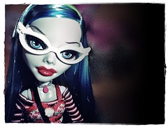Ghoulia (Mi Muniz) Tags: dolls ghoulia monsterhigh ghouliayelps