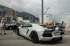 DAT ASS #2 (Yo06Player) Tags: monaco 700 lamborghini dmc supercars lambo aventador lp700