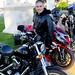Motorcycle safety ride cruises to Brescia, offers operation basics