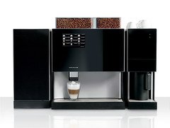 Ultima Duo coffee system (FoodBev Photos) Tags: germany drinks espresso latte cappuccino beverages coffeemachine coffeebeans sielaff beantocup coffeesystem ultimaduo