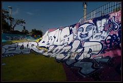 Locker (Gramgroum) Tags: street art cup marseille freestyle lotus bowl locker skate prado pm bol plage loker sosh