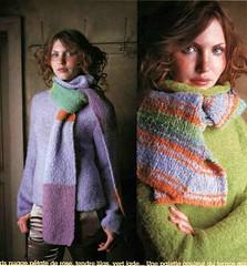 phildar 391c (Homair) Tags: sweater mohair combo phildar tneck