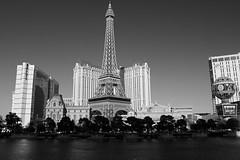 Les casinos du Strip : Paris