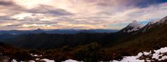 Deception Ridge, Mount Anne