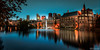 The Hofvijver, The Netherlands (www.Royz.nl) Tags: netherlands denhaag thehague hofvijver top20flickrskylines nederlanddenhaagarchitecture46