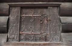 Door of an old warehouse - Norway (Ivo Vastre) Tags: old history oslo norway museum photography open pentax air k20 ivo norsk noorwegen folkemuseum k20d vastr