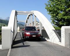 Hinder Ibach Bridge over the Muota River, Schwyz, Switzerland (jag9889) Tags: bridge river puente concrete schweiz switzerland arch crossing suisse suiza swiss bridges ponte covered pont svizzera brcke ch schwyz ibach svizra kanton muotatal muota y2011 jag9889