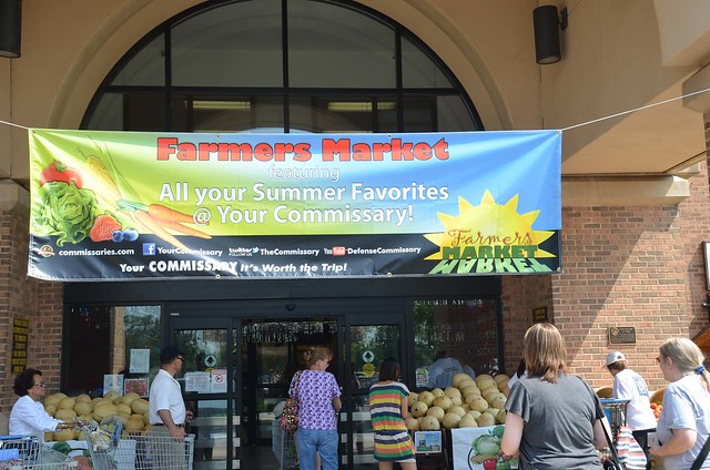Thumbnail for Farmers Market at the Fort Belvoir Commissary