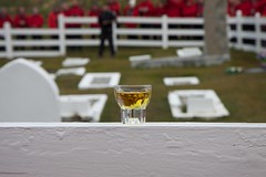 Tribute to Shackleton (proefdier) Tags: cruise grave flickr antarctica whisky southgeorgia grytviken 2012 antarktis 50d msbremen sirernestshackleton südgeorgien