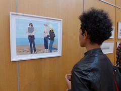 nerosunero at PRESSED (nerosunero) Tags: art fine mario exhibitions prints dnlaoghaire digitalprints sughi nerosunero