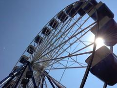 up in the air (anokarina) Tags: virginia va ferriswheel amusementpark themepark doswell kingsdominion appleiphone5