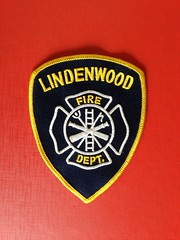 Fire Department Shoulder Patch, Lindenwood Il. (firehouse.ie) Tags: rescue usa america emblem fire us illinois fb united 911 bn badge service states patch emergency insignia shoulder 112 feuerwehr bomberos department pompier fuoco brandweer fd 999 pompiers bombero vigili bombeiros pompieri straz sapeurs