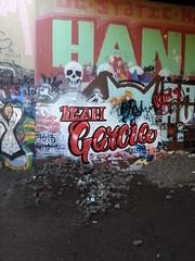 team garcia (benchomatic) Tags: minnesota graffiti duluth graffitigraveyard