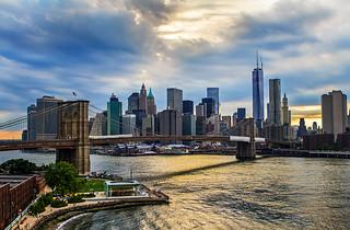 NYC: Sunset