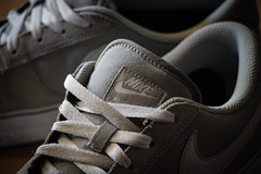 20130223-174 (Mark Butler Photography) Tags: bw shoes nike runners monocrome markbutler pigeonblood68