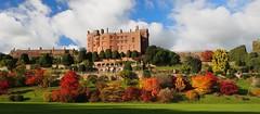Powis Castle With Autumn Tints (Bob.W) Tags: powiscastle autumntints coth5 mygearandme mygearandmepremium