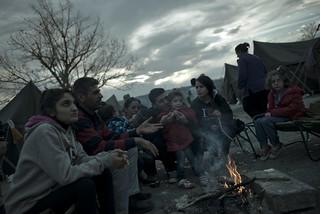 The Children of Harmanli Face a Bleak Winter