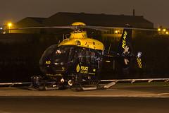 Police Scotland Helicopter G-SPAO (FuriousGM) Tags: scotland clyde crash accident glasgow police helicopter bond strathclyde eurocopter helo rotor heliport ec135 clutha bondaviation egeg ec135t2 sp99 gspao policescotland