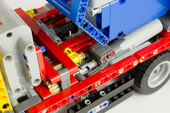 LEGO Technic 42024 Container Truck (Oxycrest) Tags: truck lego container technic 42024