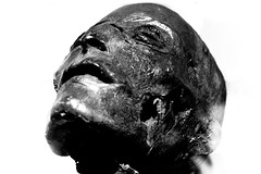 A merciful release. (Trout Mask) Tags: london museum dead head science egyptian mummy artifact bahhumbug dessicated