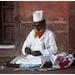 Uttar Pradesh IND - Street portrait 09