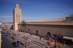untitled (richard j guy) Tags: travel northafrica mosque morocco worldwide abroad maroc marrakesh