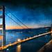 Golden Gate Ghost Bridge