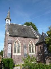 Kapel Milanen, Zwevegem (Erf-goed.be) Tags: geotagged westvlaanderen zwevegem kapel archeonet geo:lat=507996 milanen geo:lon=3339