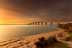 Ponte da Varela (paulosilva3) Tags: sunrise ponte aveiro torreira varela murtosa 9gnd lee0