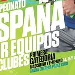 Cto. España Por Equipos 1ª Arena Entrena Pádel Club (Pamplona) Mar2014