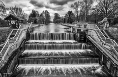 water on steps (Faren Matern) Tags: ndfilter canonef1635mm128liiusm canon5dmarkii silverefexpro2