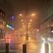Rainy night at Brunei