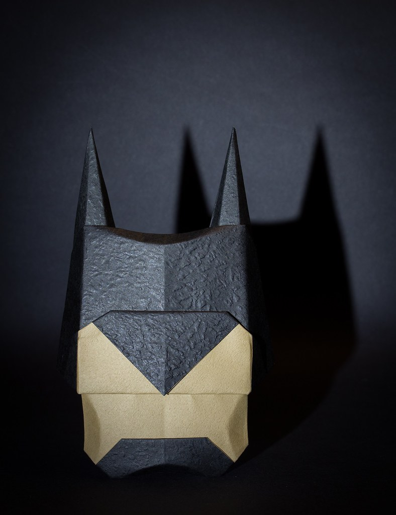 The Worlds Best Photos Of Batman And Origami Flickr Hive Mind