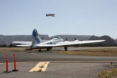 B-17 Sentimental Journey (twm1340) Tags: arizona flying sedona az b17 journey vans wright boeing sez fortress cyclone caf 2012 sentimental rv7 b17g r1820 4483514 n9323z n101ba