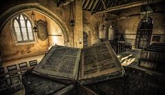 Jeremiah (grbush) Tags: church religion bedfordshire bible pulpit knotting stmargaretofantiochchurch tokinaatx116prodxaf1116mmf28 sonyslta77